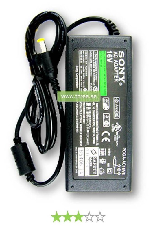 Sony viao 65w charger