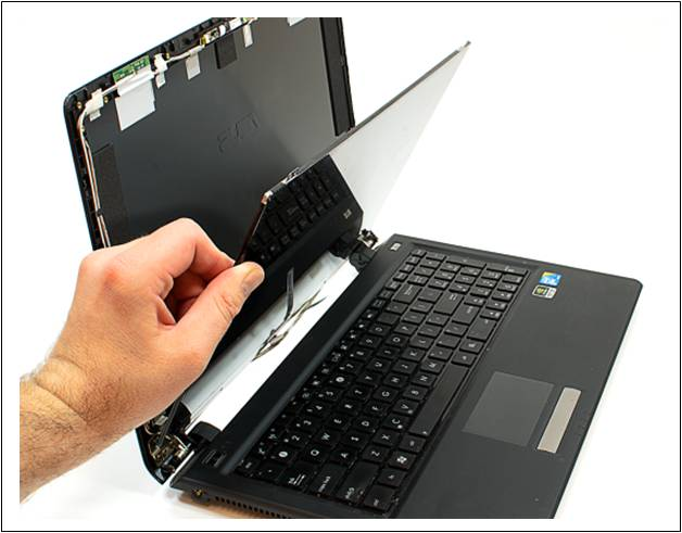 Replacing a laptop Screen